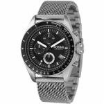 インテルが時計メーカーのFossilとAndroid Wear分野でのパートナーシップ締結を発表。ファッション性の高いスマートウォッチの開発に期待。