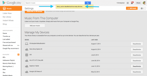 Google-Play-Music-de-auth-limit-reinstated