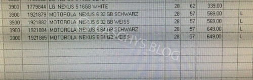 Motorola-Nexus-6-prices-leak
