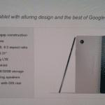 Nexus9とNexus X(Nexus6)、Android Lの発表が10月15日か16日に発表され、Android Lは11月1日に配信開始との情報。