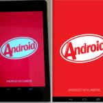Android 4.4 KitKatのイースターエッグを含むAndroid 4.3.1との比較画像や新機能のスクリーンショットがリーク。シンプルで洗練されたデザインに。
