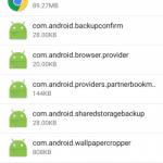 Android 5.1 Lollipopではシステムアイコンがマテリアルデザインのアイコンに変更される。