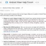 Android Wear 5.1.1のアップデートがMoto360を含むAndroid Wearスマートウォッチに配信開始。Wi-Fi機能はMoto 360、Sony Smartwatch 3、Samsung Gear Liveに提供。