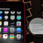 Moto360をiPhoneに対応させてiPhoneの通知を受け取ることができるアプリが開発される【動画あり】