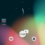 Nexus 7版AOKP JB Build 4レビュー。