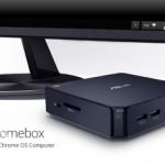 ASUS製Chromebox「ASUS Chromebox-M004U Desktop」が米国で3月14日発売。予約受付も開始。