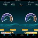 b-mobile SIM 高速定額のスピードテスト実測(実効速度)レビュー。