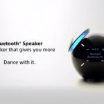 ソニーモバイル、スマートBluetoothスピーカー「BSP60」を日本発売。スマホと連携してしゃべったり音楽に合わせて踊るスピーカー。発売日・価格・特徴まとめ。