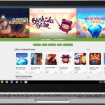 ChromebookでGoogle PlayストアとAndroidアプリが6月より利用可能に。Chrome OSの利便性が大幅にアップ。