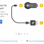 Google、Chromecastの公式プロダクトフォーラムを開設。