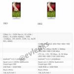 LG-D821はNexus 5ではなくLG G2のCDMAモデルであることが判明。