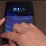 新型Nexus7(2013)をスワイプやダブルタップでスリープ解除する方法。