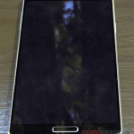 Galaxy Note 4の鮮明な実機画像がリーク。側面にメタルフレームを採用して高級感のある仕上がりに。