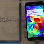 Android L搭載のGalaxy S5の動画レビューがリークされる。Android Lの外観や特徴が鮮明に記録。