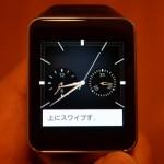 Samsung Gear Live 初期設定(セットアップ)方法・手順。
