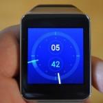 Samsung Gear Liveのウォッチフェイス(時計デザイン)一覧。