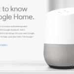 Google Homeの特徴と購入レビュー、価格、日本発売日まとめ。Amazon Echoに対抗する音声アシスタントデバイス。