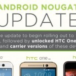 HTCは10/M9/A9がAndroid 7.0にアップデート予定と発表。提供時期まとめ。