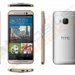 HTC One M9のレンダリング画像とスペックがリーク。5インチフルHD(1920x1080)ディスプレイ、Snapdragon 810、3GB RAM、20MPリアカメラなどハイスペックな仕様。