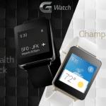 Android Wear搭載 LG G Watchは日本で7月9日に26000円で発売されることが判明。日本以外でも11カ国で発売予定。