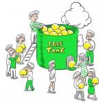 mineoの新サービス「フリータンク」の詳細と使い方まとめ。