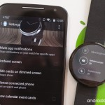 Moto360の環境光センサーを有効にするとバッテリーの減りが早くなる。有効時に警告が表示。