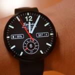 Moto360のバッテリーのもちをアンビエントモードオン、Speed Watch Faceで検証してみた。ウォッチフェイスの設定でもバッテリーのもちが変わることが判明。