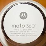 Moto360純正ダークメタルバンド(Dark Metal Band)購入レビュー。