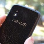 Nexus 4をAndroid4.2.2(JDQ39)へアップデート可能に。