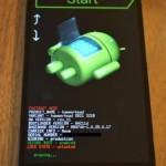 Nexus5のブートローダーアンロック方法。