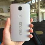 Nexus6はディスプレイをダブルタップでスリープ解除(画面オン)機能を搭載。