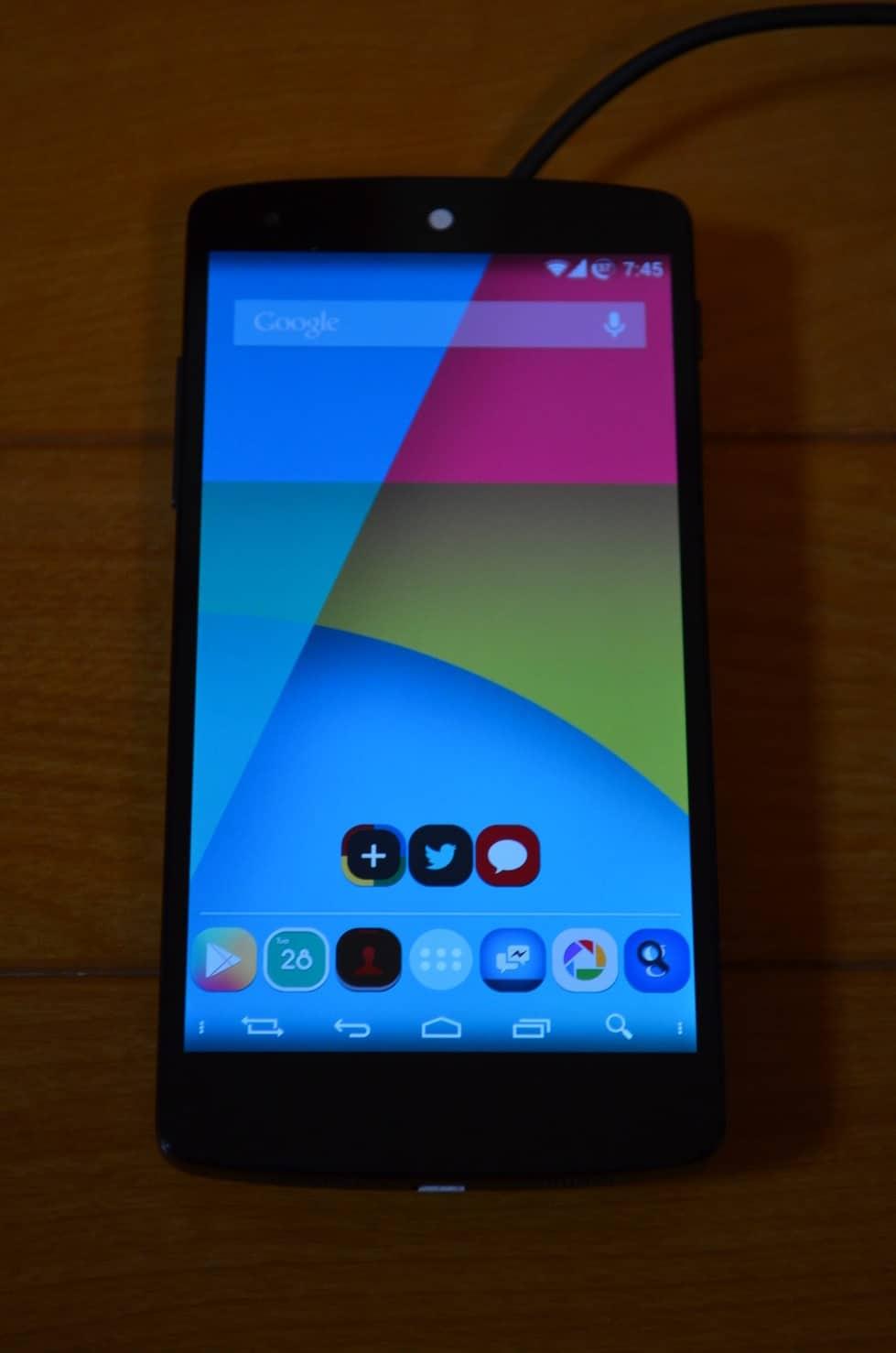 Nexus Wireless Charger Review   Booredatwork