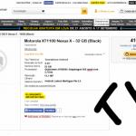 Motorola製Nexusの正式名称は「Nexus X」になることが判明。ディスプレイは5.3インチ、Snapdragon805、13.1MPカメラ、Android Lemon Meringue Pie 5.0を搭載し9月17日に発売の模様【随時更新】。