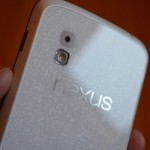 Nexus 4 日本版 ホワイト購入レビュー。