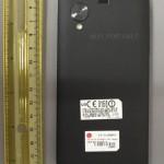 LG製Nexus 5と思われる端末(LG-D820)の背面・前面・側面の鮮明な画像が流出。バッテリー容量は2300mAh。