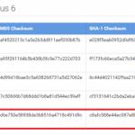 Nexus5とNexus6向けにAndroid 5.1 Lollipop(ビルド番号LMY47I)のファクトリーイメージが公開。