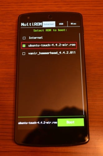 nexus5-ubuntu-touch-multirom13