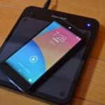 Nexus5のワイヤレス充電(Qi)をPanasonicの無接点充電器Charge Pad QE-TM101 ECM750で試してみた(動画あり)。