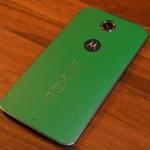 Nexus6にdbrand スキンシートを貼ってみた。カットの精度が高いおすすめスキンシート。
