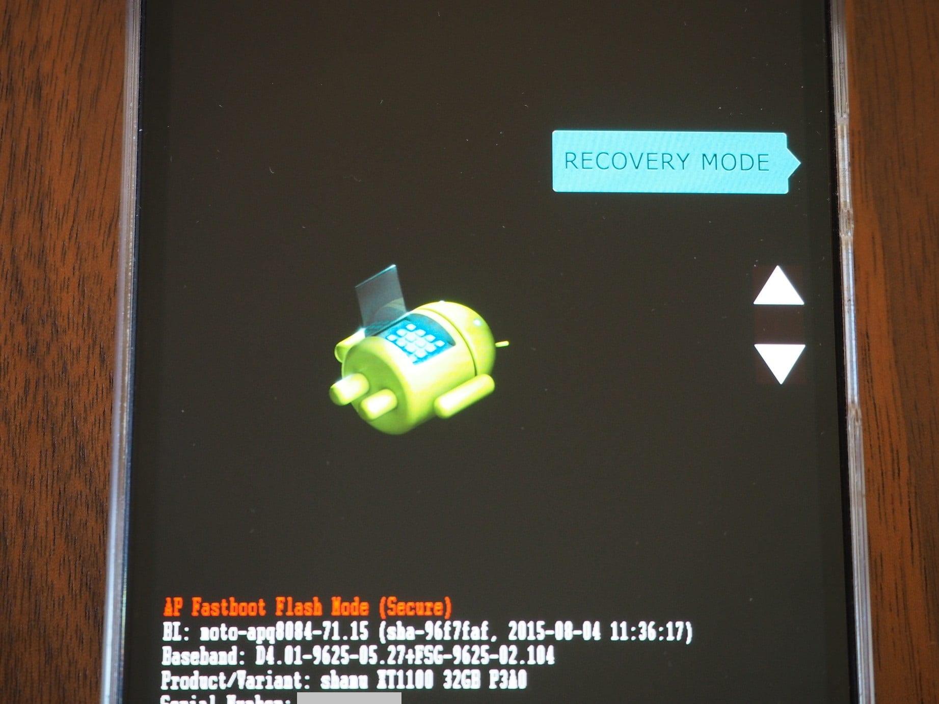 Nexus6 Android 6.0 Marshmallowのroot化方法・手順。