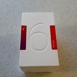 世界で最初のNexus6の開封動画が早くも公開。完全リニューアルしたNexus6の化粧箱と電源オン状態のNexus6を確認できます。