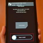 新型Nexus7(2013) Android4.4のRoot化方法・手順。