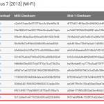 Nexus7 (2013) Wi-Fi向けにAndroid 5.1.1 新ビルド(LMY48G)のファクトリーイメージが公開。
