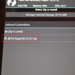 Nexus7(2013) Android 5.0 Lollipop(LRX21P)のRoot化方法・手順。
