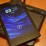 新型Nexus7(2013)とPanasonicの無接点充電器でQi(ワイヤレス充電)を試してみた。