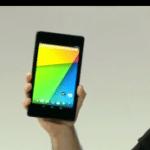 新型Nexus7正式発表。Android4.3搭載。