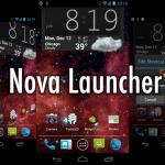 Nova Launcherの使い方:Galaxy Nexus(SC-04D)の標準ホームを自分好みにカスタムできるホームアプリの導入方法。