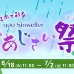 goo SimSellerのセール情報と購入方法、注意点まとめ【6月】