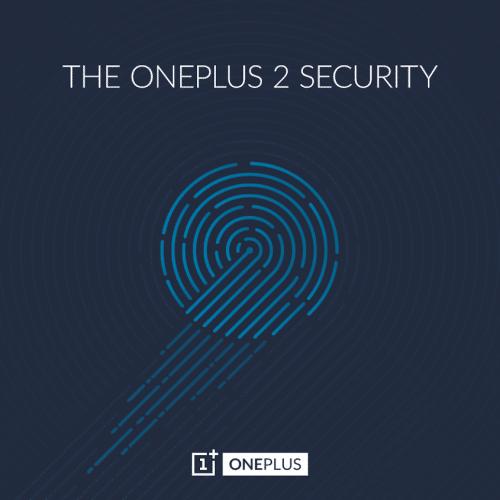 OnePlus 2は指紋認証センサーを搭載