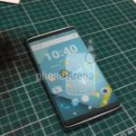 OnePlus 2の実機画像がリーク。ベゼルレス設計でソフトキーに変更、背面には指紋認証センサーを搭載している模様。
